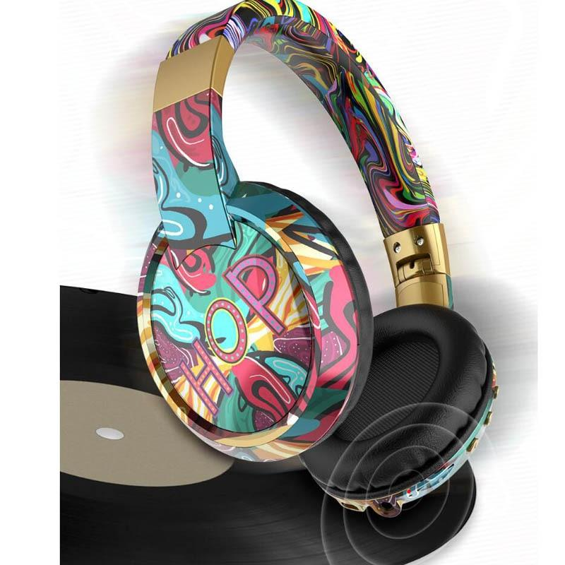 Cool Doodle Wireless Bluetooth Headphone.jpg