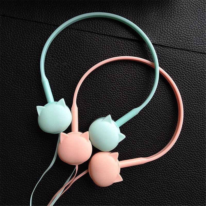 Cute Cat Colored Stereo Headphones.jpg