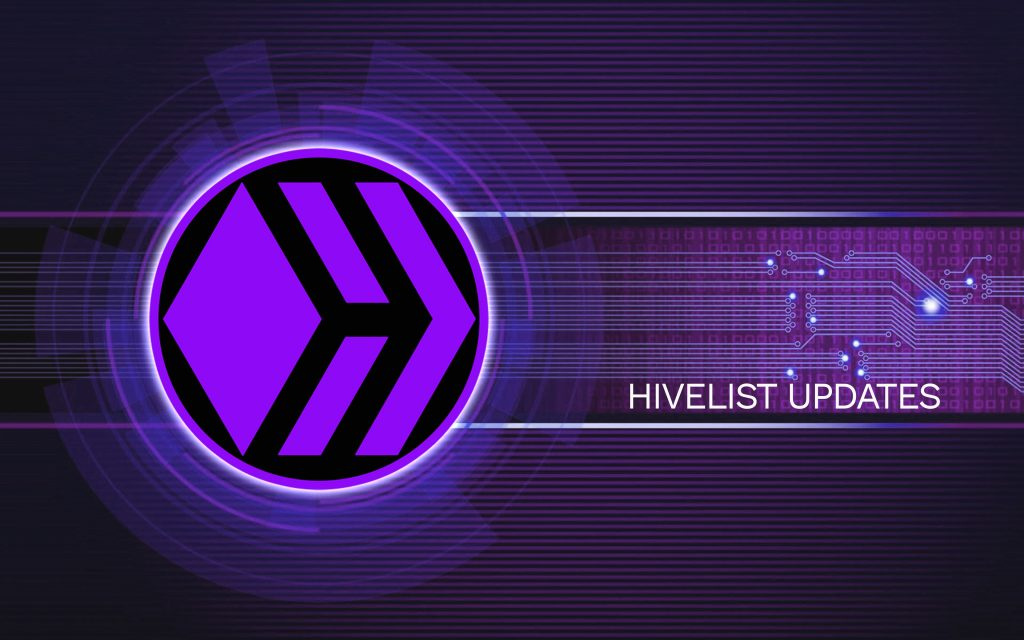 LIST Staking Club Update for March Plus Hivelist Store Updates