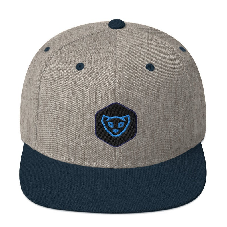 CubFinance CUB Snapback Hat - Now Available in the Shop - 10 Color Options