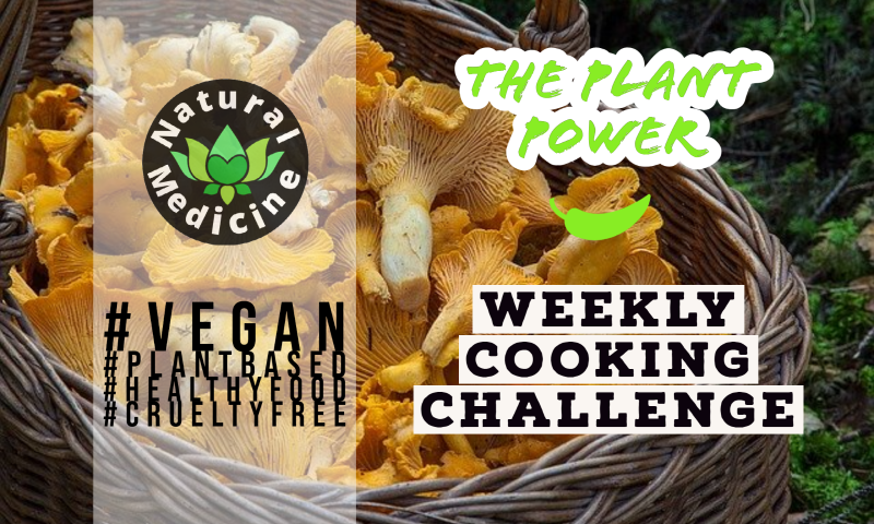 Plant Power Cooking Challenge | Week #3 | Come Join Us!!